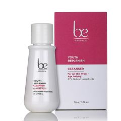 Born Ethical - Youth Replenish Cleanser 50grams