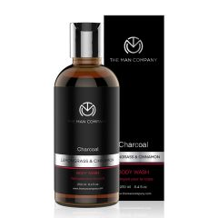 The Man Company - Charcoal Body Wash 250ml