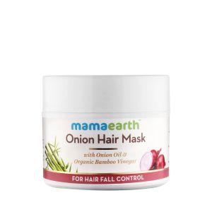Mama Earth Onion Hair Mask 200 ML