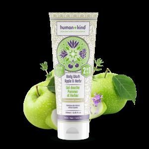 Human+Kind Body Wash Apple and Herbs