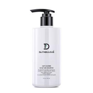 De Fabulous Get Closer Scalp Aid Shampoo