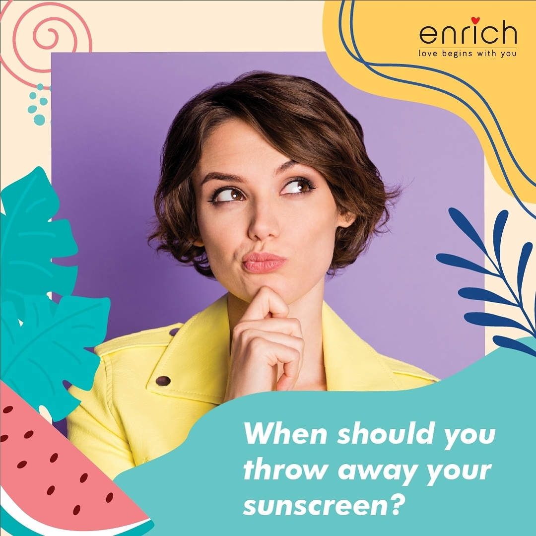 Are you unsure whether your sunscreen is still safe to use? Well, it should never be used past its expiration date. Here are some tips to help you understand when to discard your sunscreen and stock up on new ones.