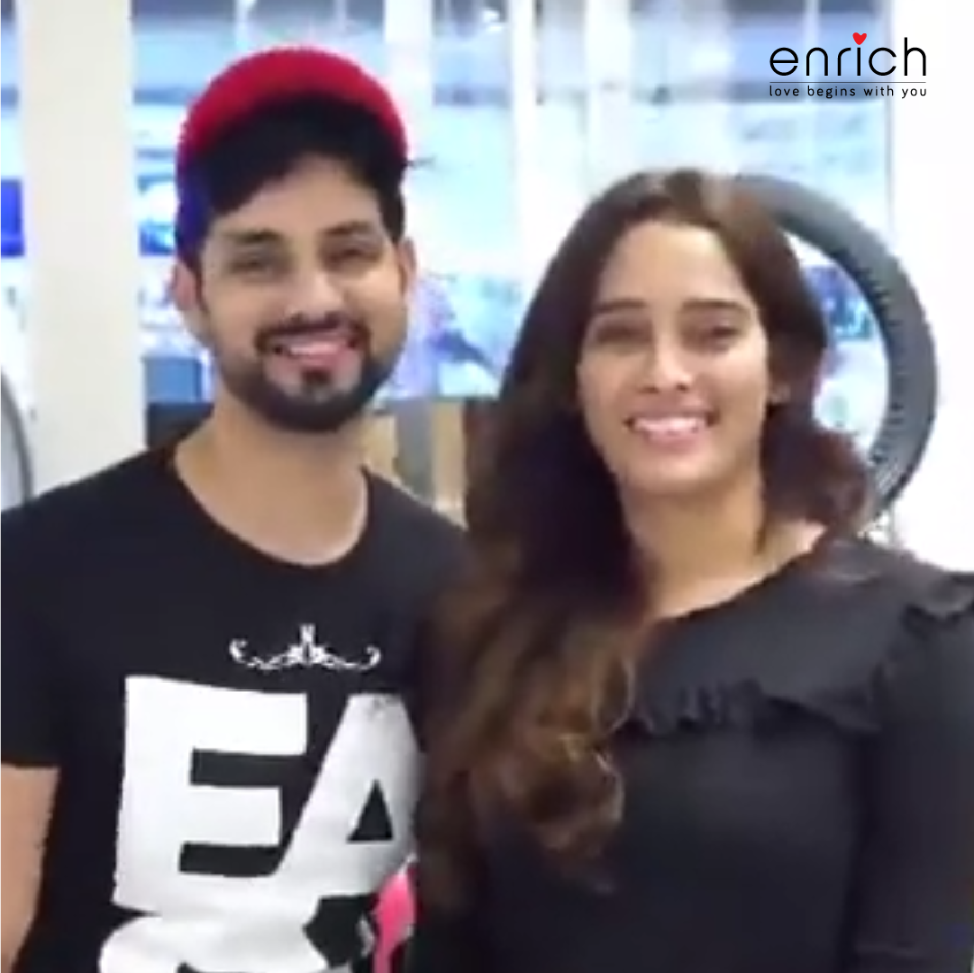 Just as Enrich rescued @shaktiarora and @nehaasaxena we can come to your rescue too.