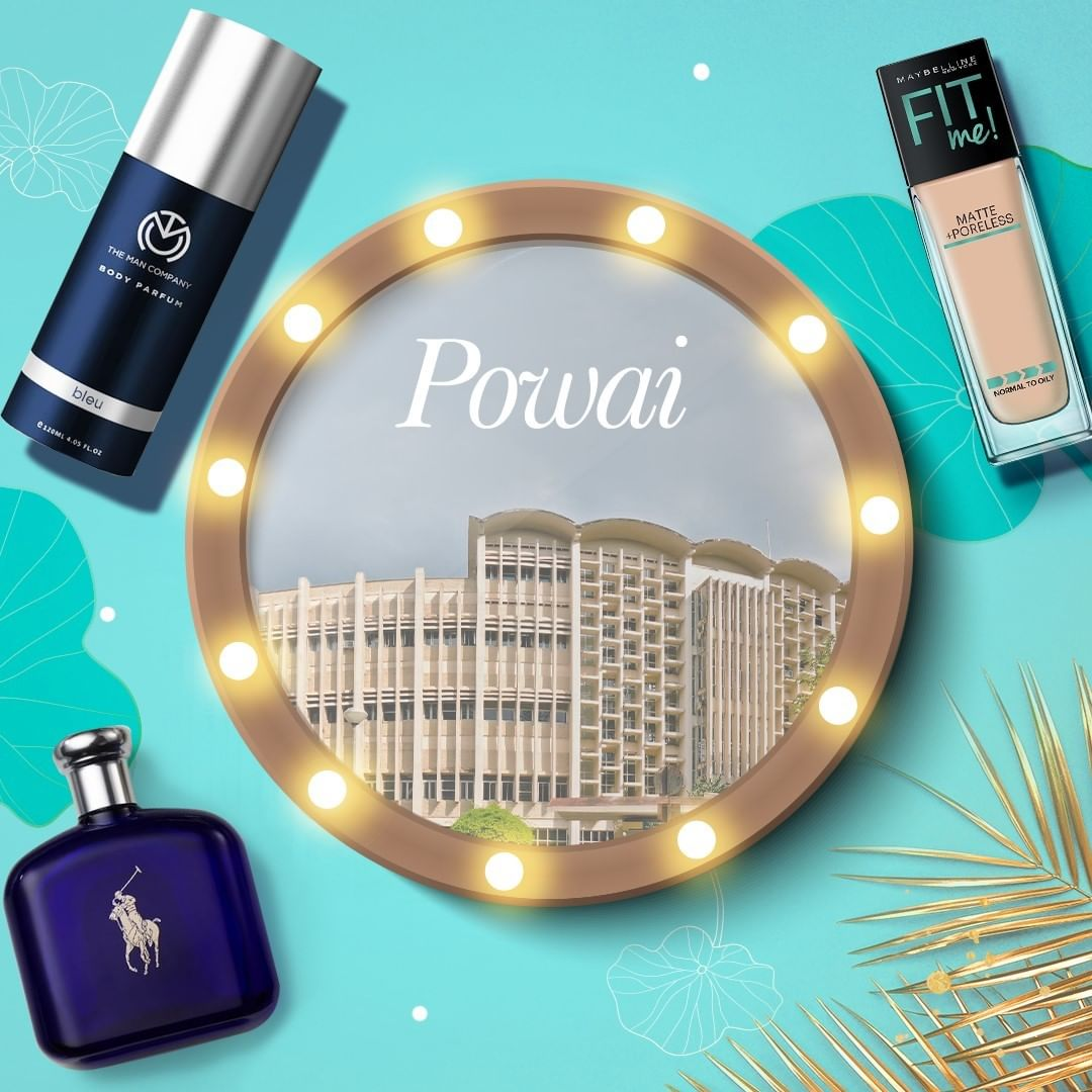 We welcome you to the latest destination - Enrich Powai.