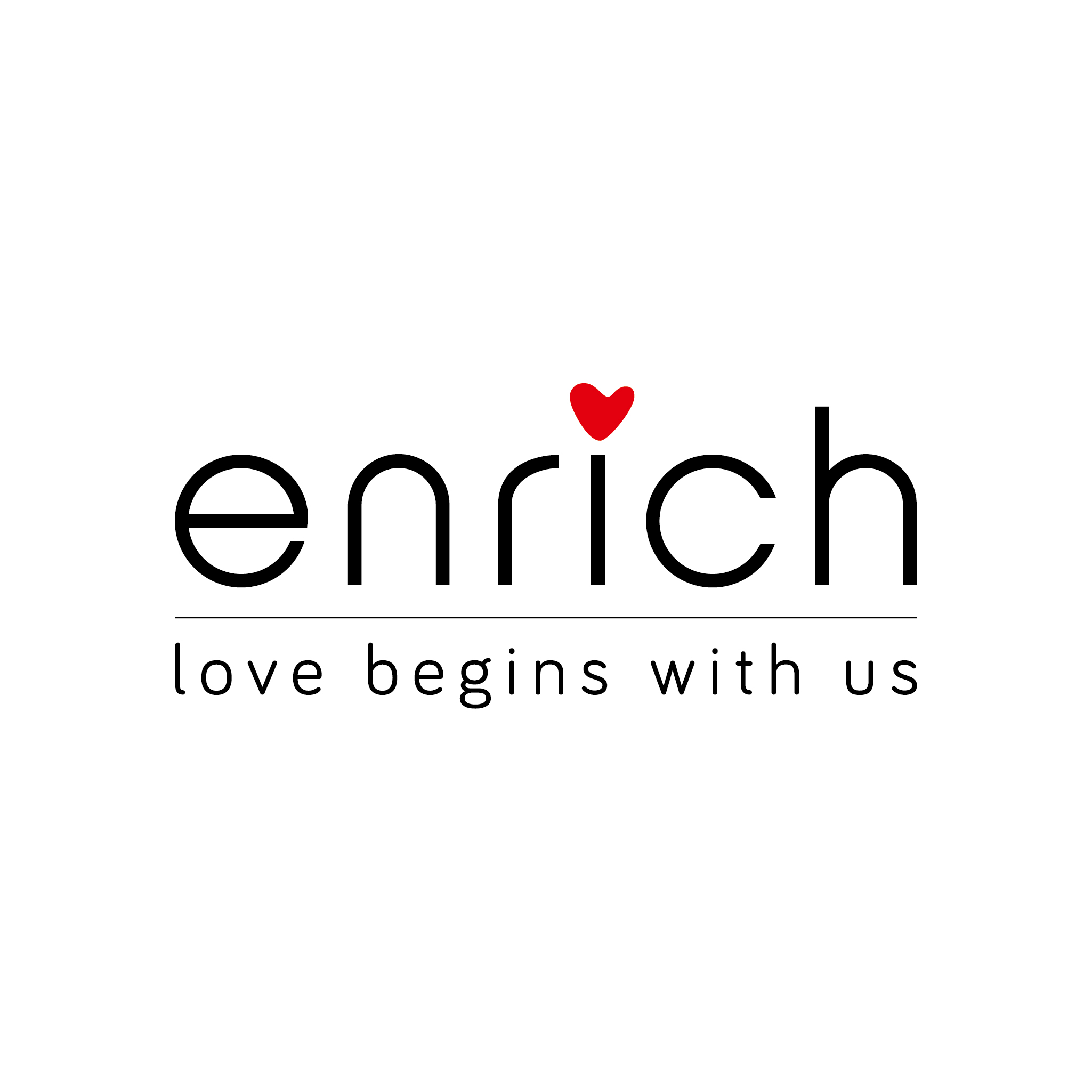 We love supporting you like you support each other. This is why we're always by your side, in the form of the Enrich app - a beauty confidant that looks out for all your self-care needs.