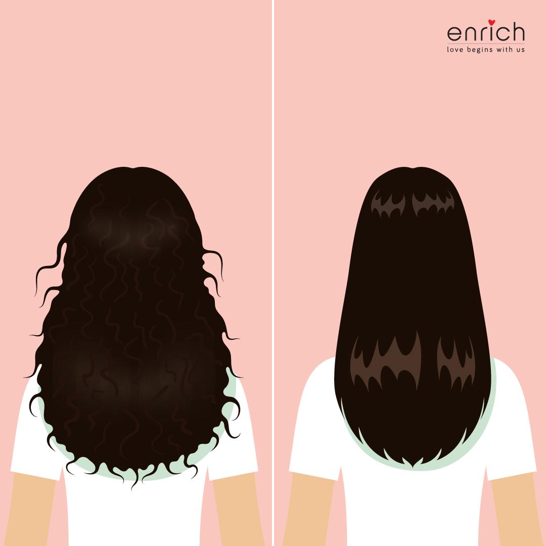 Hair Spa V/S Hair Keratin Treatment