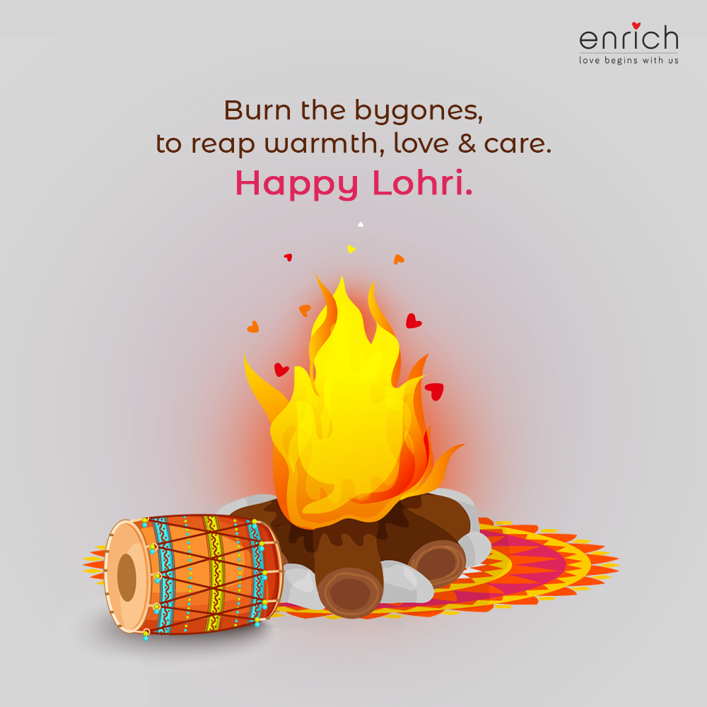 As the occasion of Lohri gives way to longer, warmer days, we wish you and yours all the sunshine, happiness and abundance that this winter festival signifies.