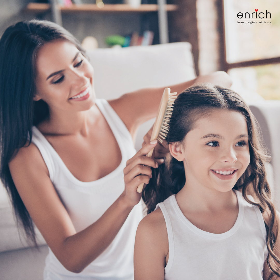 What kids should know about taking care of their hair