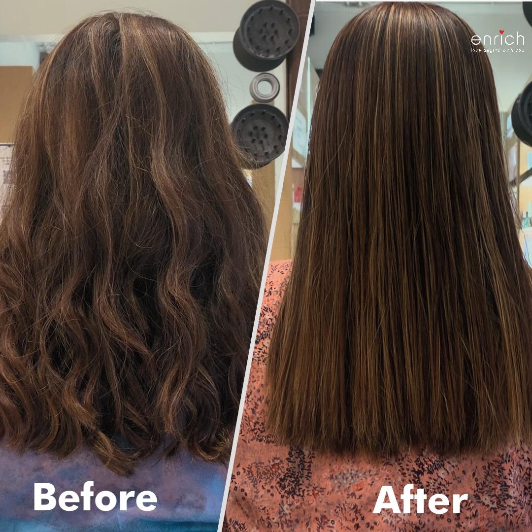 Oleo Straight   Hair Straightening