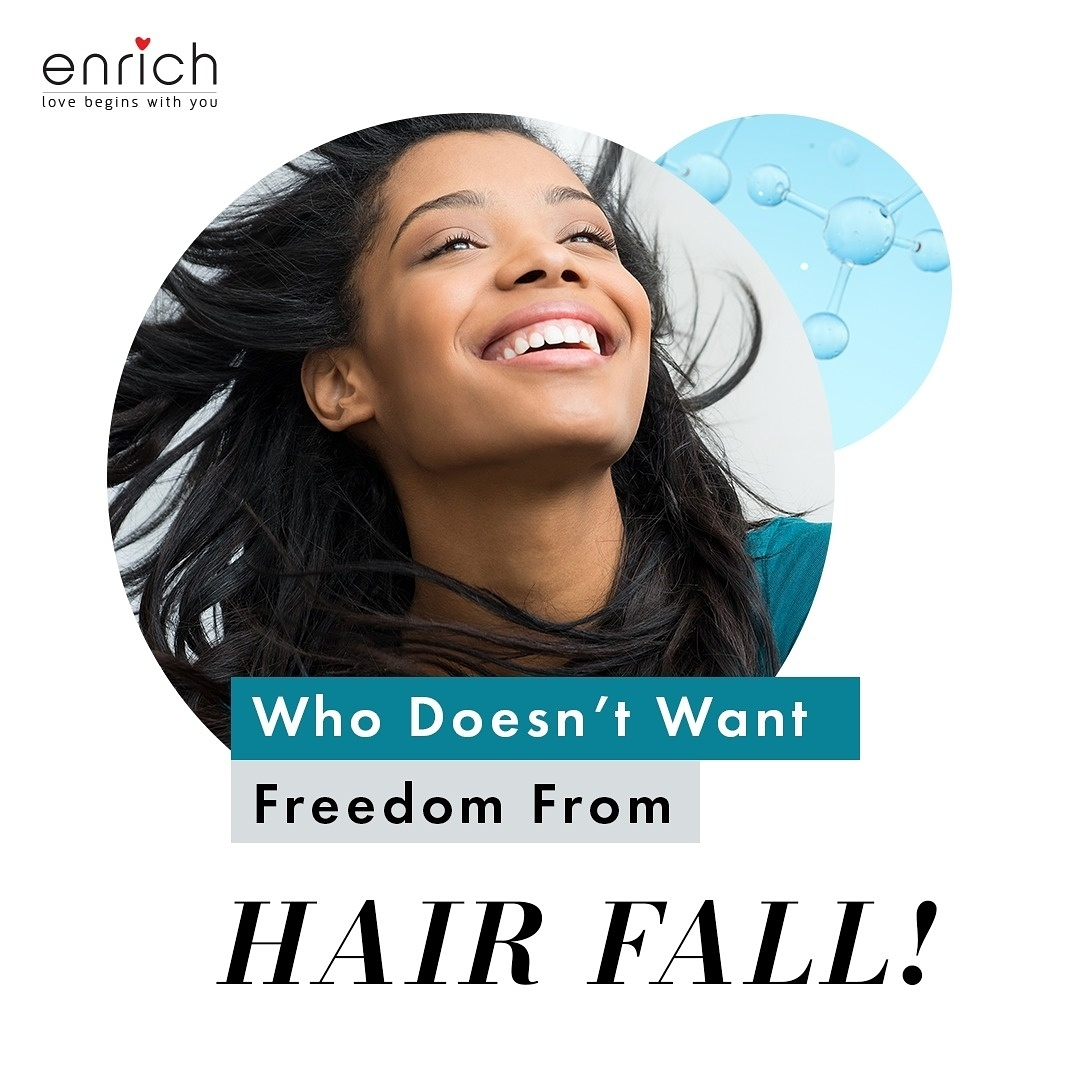 Let's be honest, hair fall is a total downer. If you're experiencing hair loss, avoid changing haircare products too frequently and sticking to a good haircare routine. Top products to help control hair fall: